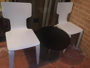 Outdoor table & 2 chairs Little Bay Eastern Suburbs Preview
