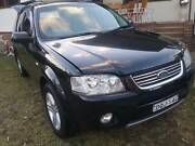 2004 ford territory Ghia 7 seater long rego Yagoona Bankstown Area Preview