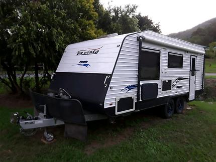 2018 La Vista Great Western Md Caravan Caravans
