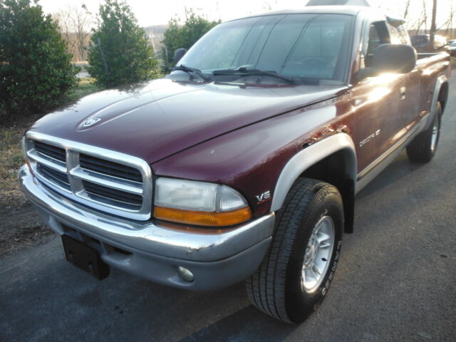 Image 1 of Dodge: Dakota SLT 4X4EXCAB…