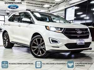 2018 Ford Edge Sport | Nav | Pano roof | Adapt Cruise | Self Par
