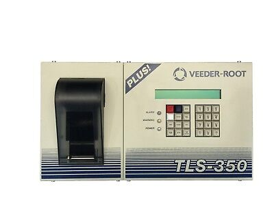 Veeder-root Gilbarco Tls-350 Plus Tank Monitor W 4-input Probe Module Printer