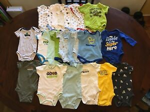 Lot of baby boy clothing size 3 months