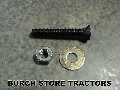 New Farmall Cultivator Plow Sweep Bolt 140 130 Super A 100 Cub A B C 274 Av M