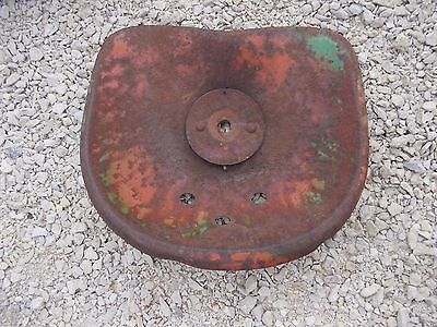 Allis Chalmers Ac Wd Wd 45 Wc Tractor Metal Seat Pan Ac