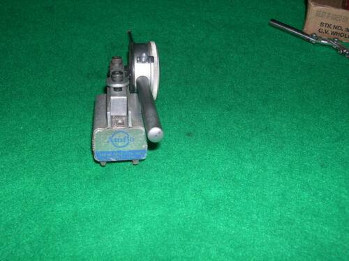 """Telock #AL9510 2"""" Jeweled Indicator On An  Amflo Magnetic Base"""
