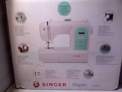 Singer Starlet Sewing Machine - Unused