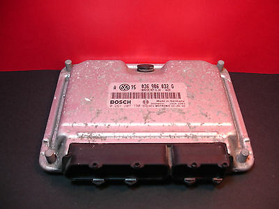 036906032G 0 261 207 190 VW MK4 ENGINE ECU 036 906 032 G 0261207190