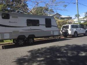 2014 Coronet Semi Off Road Caravan Northgate Brisbane North East Preview