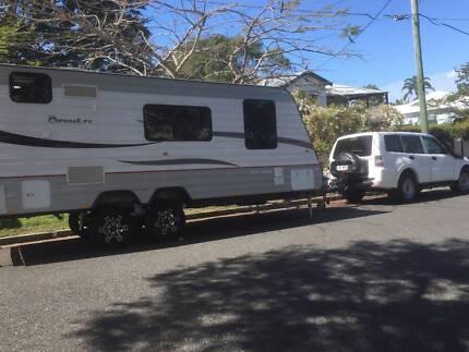 2014 Coronet Semi Off Road Caravan