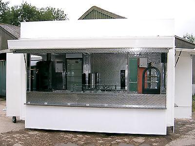 18ft Showmans Style Baked Potatoe Mobile Catering Trailer/ Burger Van For Sale