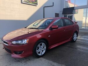 2014 Mitsubishi Lancer Limited Edition | Leather | Sunroof,