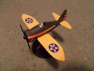 Built 1/72: American BOEING P-26 PEASHOOTER Fighter Aircraft for sale  McLean