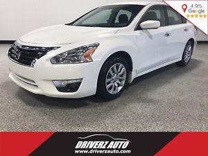 2015 Nissan Altima 2.5 S BLUETOOTH, REARVIEW CAMERA, KEYLESS...