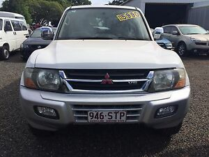 2001 Mitsubishi pajero exceed !! Auto , 4x4, rego n rwc Bundaberg North Bundaberg City Preview
