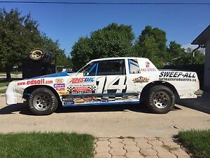 Wissota Street stock race car