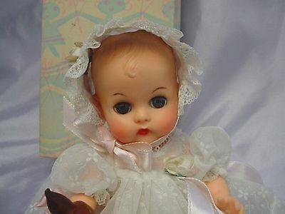 VOGUE Ginnette Sleep Eye Doll  w/ Box & Bottle FABULOUS