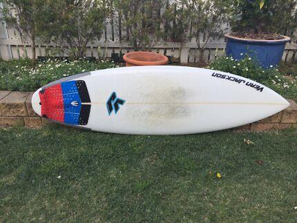Vern Jackson Surfboard 5'9 Cheesburger Kiama Downs Kiama Area Preview