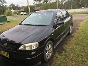 2003 Holden Astra Sedan Londonderry Penrith Area Preview