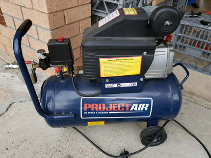 Air compressor.  Nerang Gold Coast West Preview