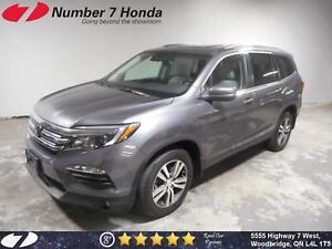 2016 Honda Pilot EX-L| Navi, Leather, Backup Cam, All-Wheel Driv
