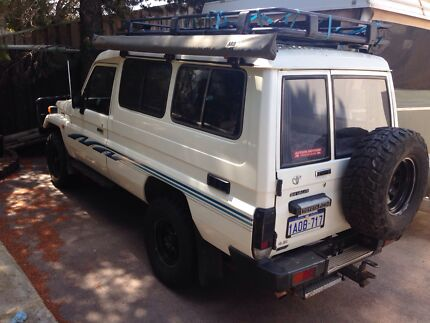 1994 Landcruiser Troopy with lots of extras  The Vines Swan Area Preview