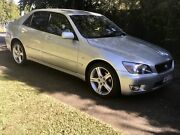 2005 Lexus IS200 Sports immaculate condition Springwood Logan Area Preview