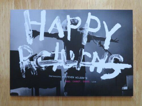 Happy Returns - Impressions of Steven Wilson