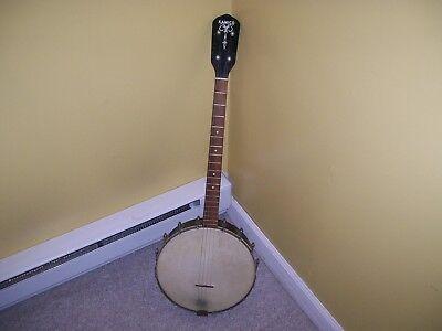 Kamico Banjo 4 string Vintage 1940's