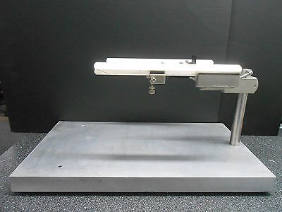 Stereotaxic Frame Parallel Rail 3 Point Lab Animal Holder
