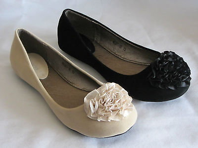Girls Suede Dress Shoes Flats (heart1) Youth Pageant Flower Girl Party - Girls Flower Girl Shoes