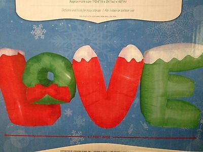 blown Inflatable Outdoor Christmas Decor Valentine's Day (Valentines Inflatables)