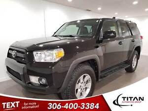 2012 Toyota 4Runner SR5|V6|4x4|CAM|Leather|7 Pass