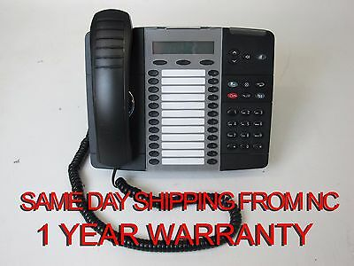 Mitel 5324 Ip Voip Telephone 50005664 Dual Mode Phone 1 Year Warranty