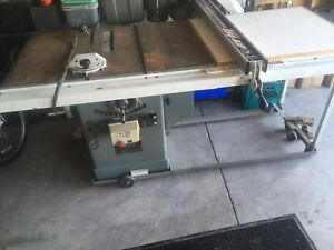 King industrial 10 inch cabinet saw
