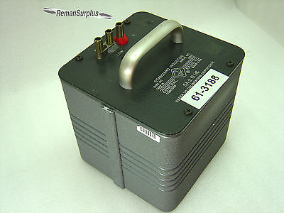 Used General Radio 1482-r Standard Inductor 5h - 0.1 - Tested Good 1482r
