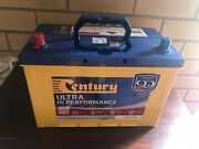 CENTURY 4WD BATTERY - N70ZZX MF, 810CCA Moorooka Brisbane South West Preview