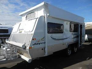 2005 Jayco Freedom Outback, Single Beds Pialba Fraser Coast Preview