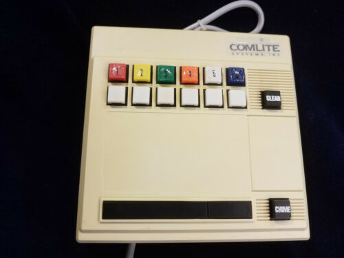 Comlite Systems Office Paging Unit (1st Generation) & User Manual