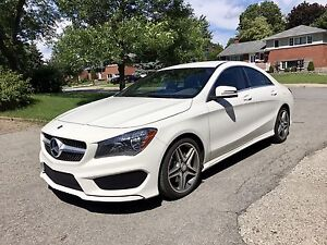 Mercedes-Benz CLA-250           539$/month tax In