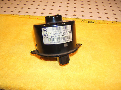 Mercedes W203 2002 C Class ABS pump outer Genuine MB OEM 1 Motor,A0034319412,ESP