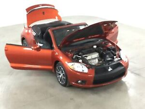 2012 Mitsubishi Eclipse GS Convertible Automatique