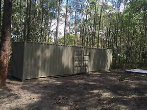 Container home for sale 40f. Inala Brisbane South West Preview