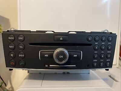 Mercedes Benz W204 X204 GLK Navi Navigation Comand NTG4 A2049009506 HDD TOP