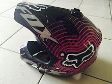 Ladies/girls Fox motorbike helmet Latrobe Latrobe Area Preview