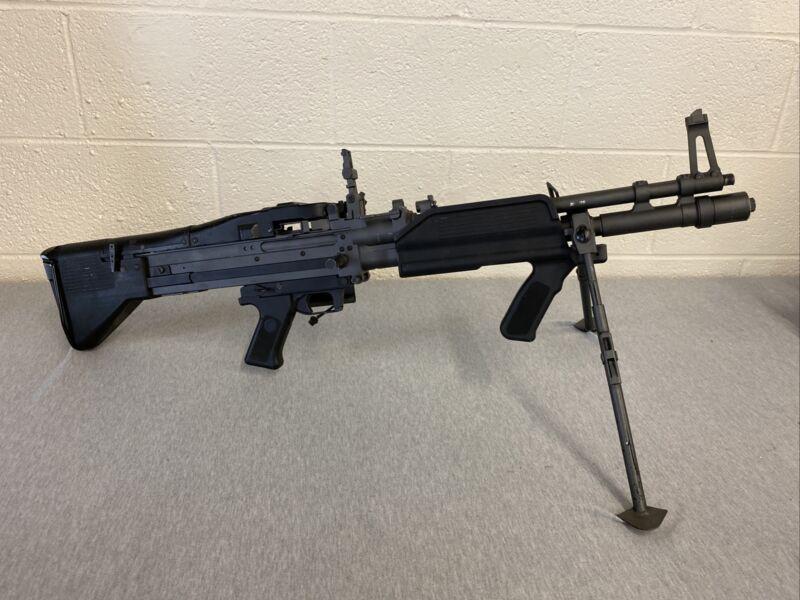 ARES M60E3 Airsoft AEG Medium Machine Gun *READ*