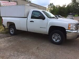 Chevy Silverado 2500HD 2008