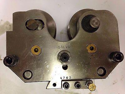 Salvo Thread Roll Head Holder 4783 2-58 Machine Or 3-14 Machine