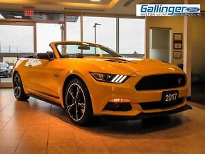 2017 Ford Mustang GT w/CALIFORNIA SPECIAL PKG AND NAVIGATION