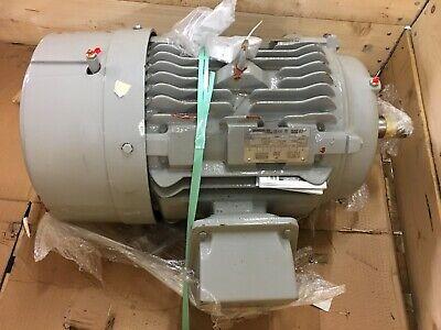 Siemens Sd100 Ieee Electric Motor 15 Hp Severe Duty 284t 3ph 1le24212cc112ag3-z